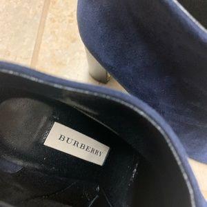 Burberry booties